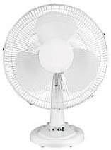 12 Oscillating Floor Fan by Optimus
