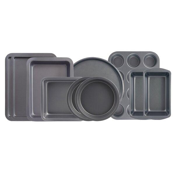 10 Piece Non-Stick Bakeware Set by Range Kleen