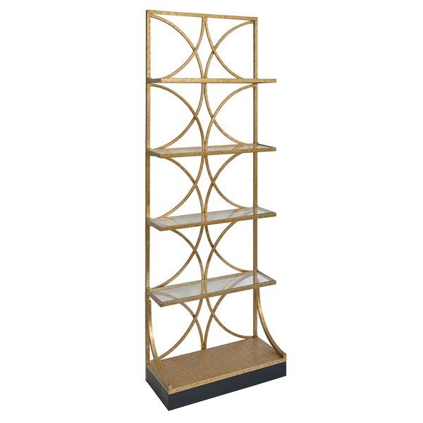 Vicennia Etagere Bookcase by Mercer41