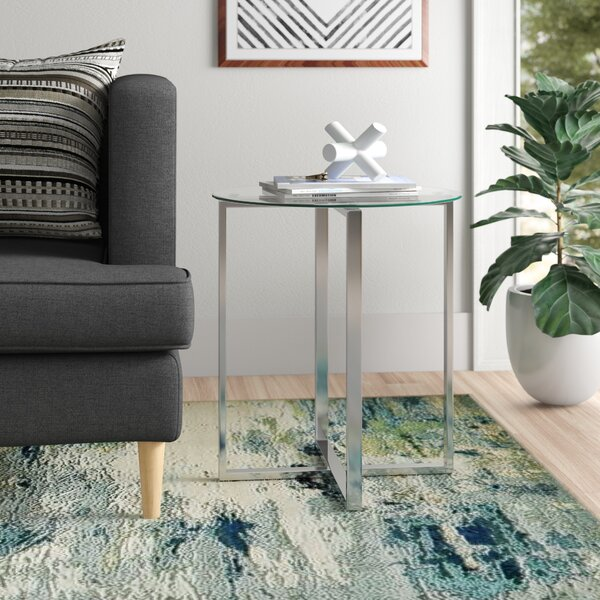 Laron End Table By Zipcode Design