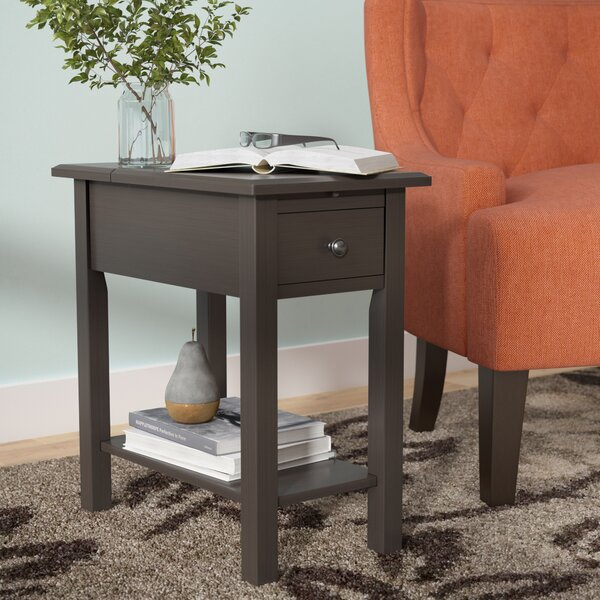 Lundgren End Table by Andover Mills