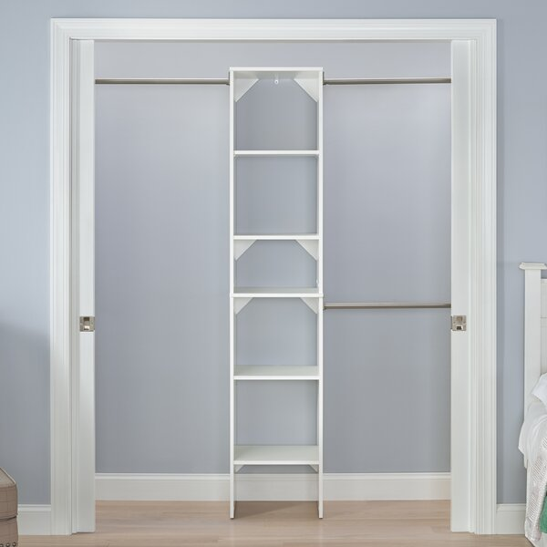 SuiteSymphony 72W - 108W Closet System by ClosetMaid