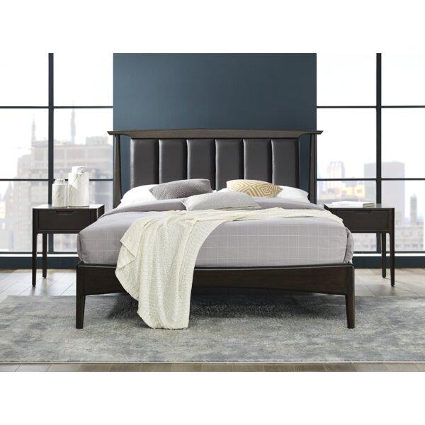 Coshkib Upholstered Platfrom Bed by Brayden Studio