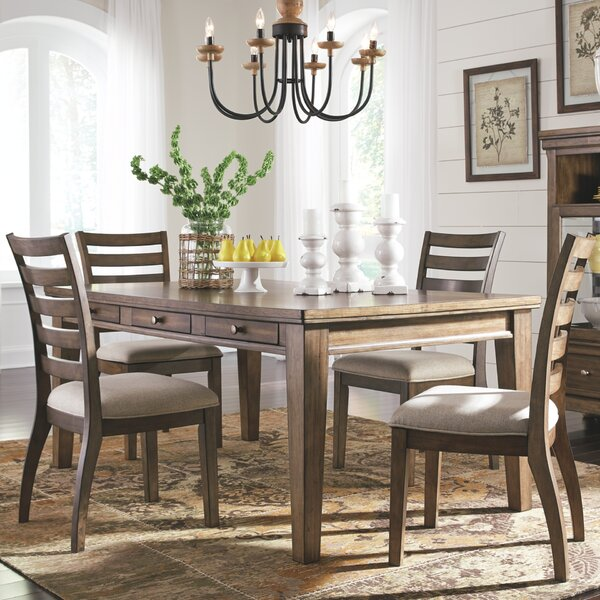 Doniphan 5 Piece Dining Set by Alcott Hill Alcott Hill
