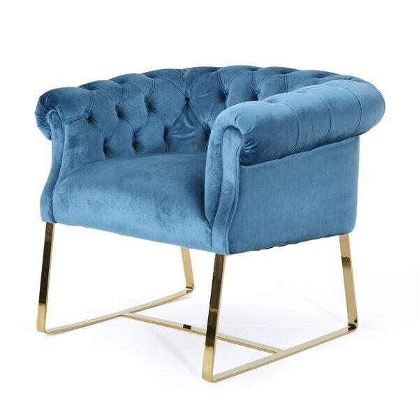 Sprenger Chesterfield Chair by Rosdorf Park