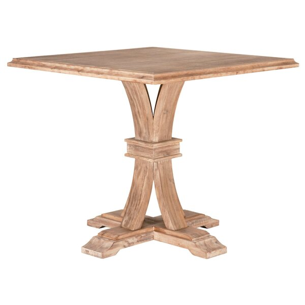 Lechlade Square Counter Height Dining Table By Three Posts Wonderful