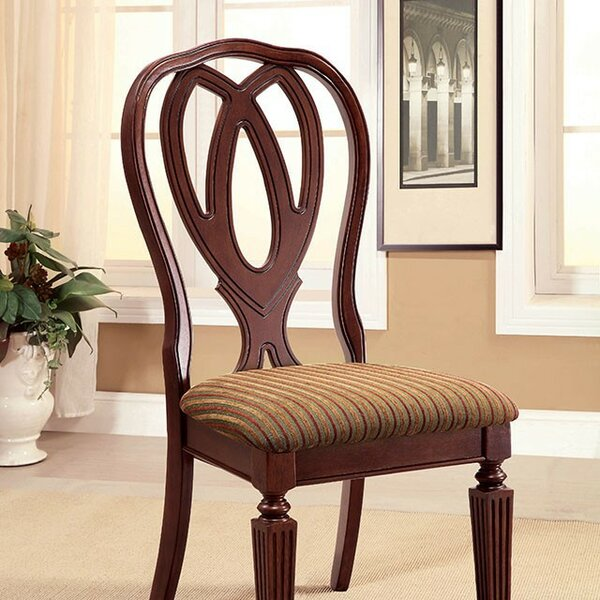 Skaggs Upholstered Dining Chair (Set of 2) by Astoria Grand