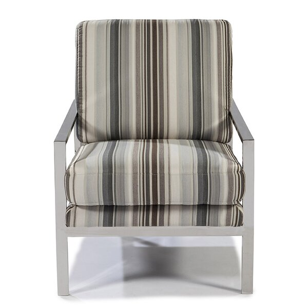 Tranquility Armchair by Lazzaro Leather