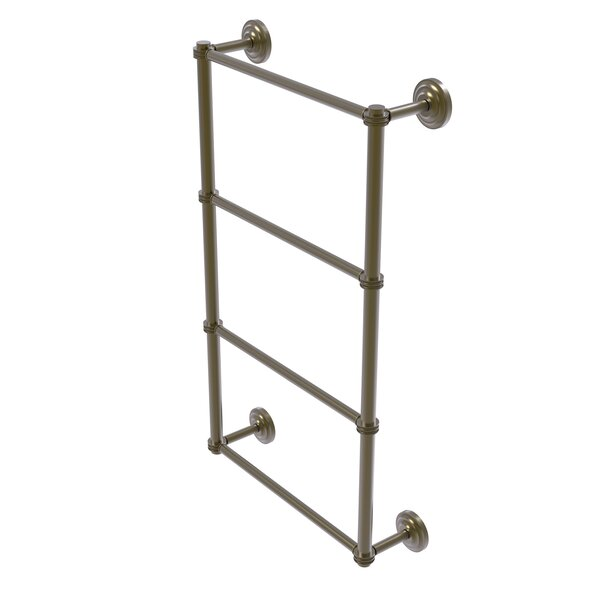 Que New Wall Mounted Towel Rack by Allied Brass
