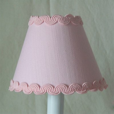 Seashell Pink Night Light by Silly Bear Lighting