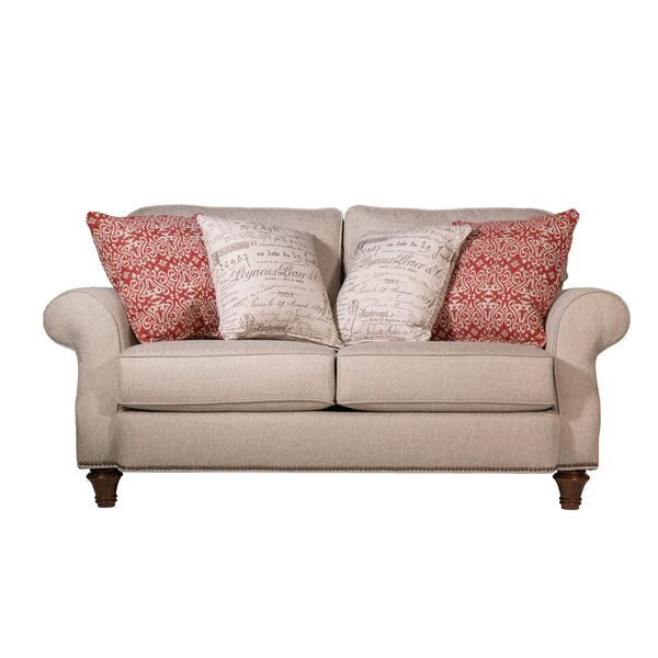Munch Loveseat By Darby Home Co