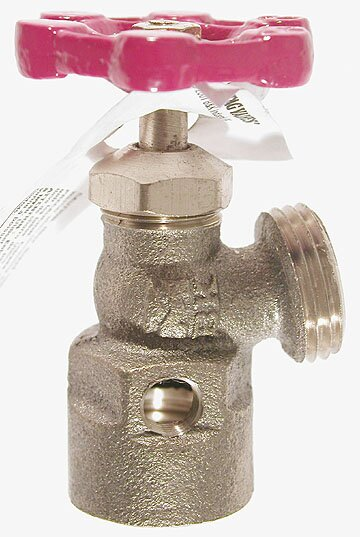 Evaporative Cooler Valve by B&K Industries