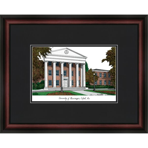 Academic Lithogrpaph Framed Photographic Print by Campus Images