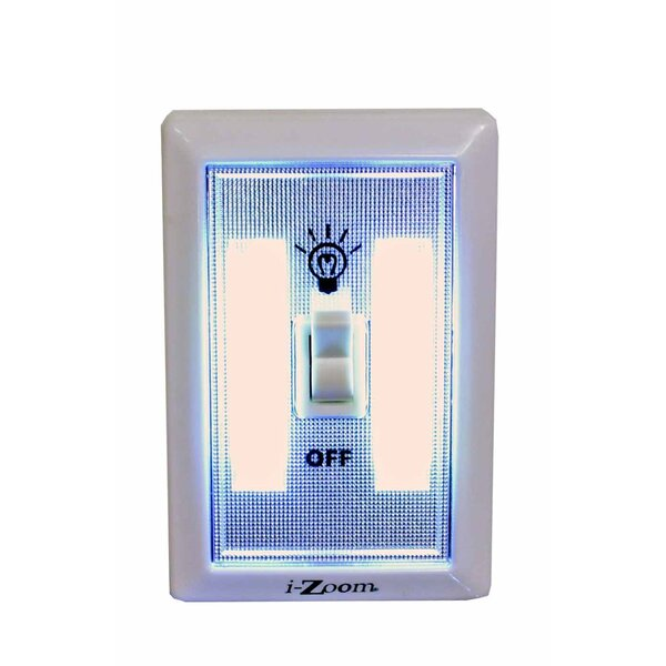 200 Lumens Battery Operated LED Night Light by Imperial Home