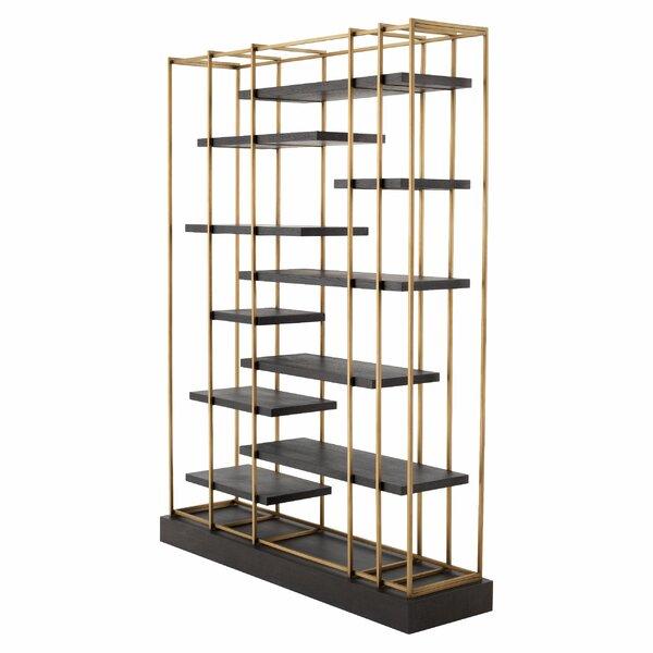 Display Geometric Bookcase By Eichholtz