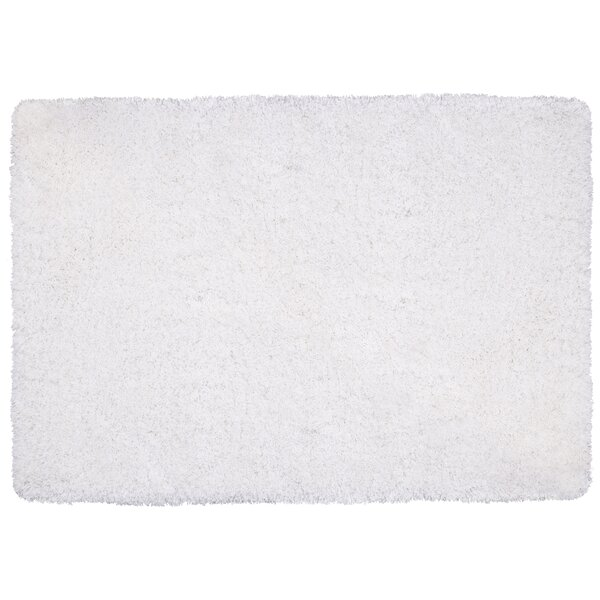 Shag White Area Rug by Little Love by Nojo