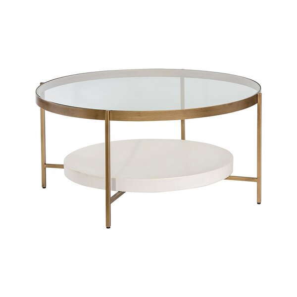 Deemer Coffee Table By Everly Quinn