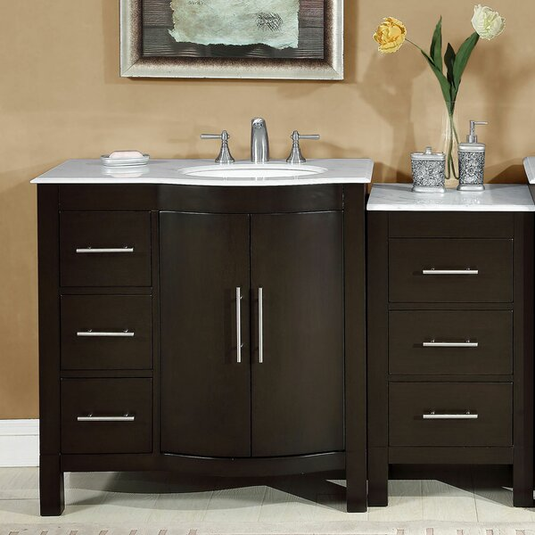 54 Single Bathroom Vanity Set by Charlton Home