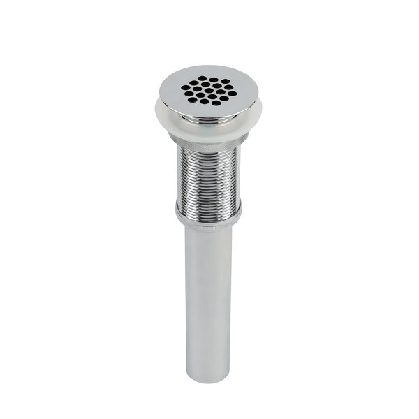 1.25 Grid Shower Drain by Ronbow