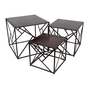 Ardith 3 Piece Nesting Tables by Ivy Bronx