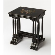 Beeching 3 Piece Nesting Tables by Astoria Grand