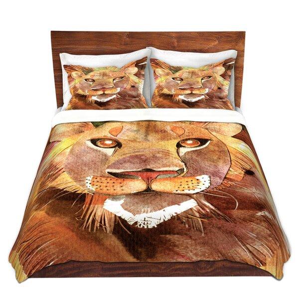 Lion Duvet Cover Set