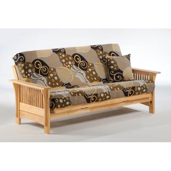 Kingston Loveseat Lounger Futon Frame by Night & Day Furniture