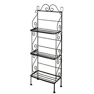 Searching for Wrought Iron Baker's Rack Compare