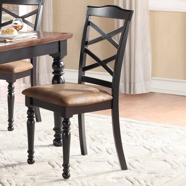 Koonce Upholstered Dining Chair (Set of 2) by Darby Home Co