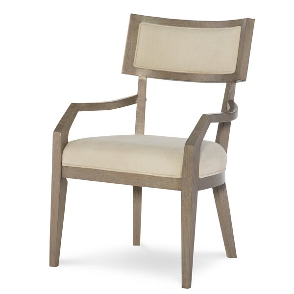 Highline by Rachael Ray Home Arm Chair (Set of 2) by Rachael Ray Home