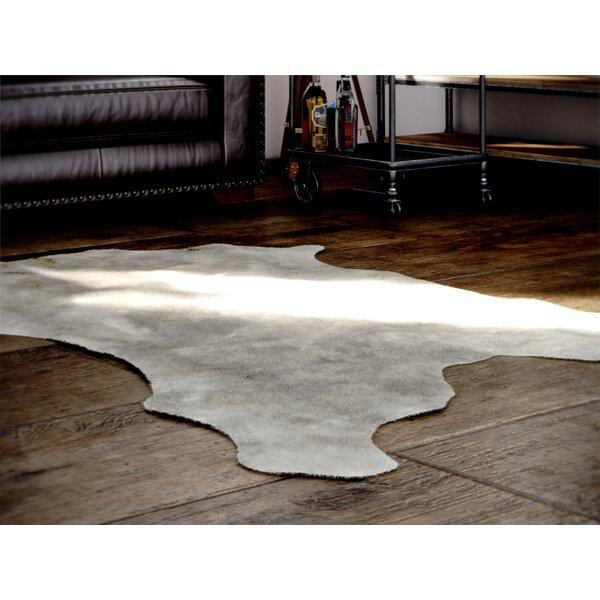 Sebastopol Handmade White Area Rug by Trent Austin Design