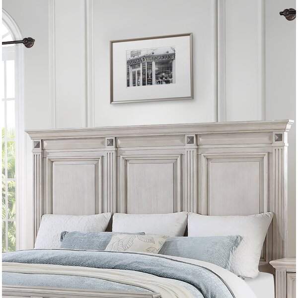 Petronella King Panel Headboard by Darby Home Co