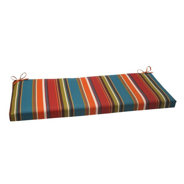 Westport Indoor/Outdoor Bench Cushion by Pillow Perfect