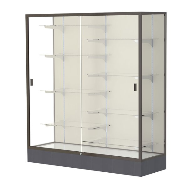 Colossus Series Trophy Display Case by Waddell