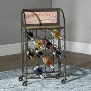 Buy Goulette 20 Bottle Floor Wine Rack!