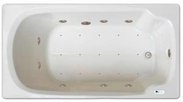 60 x 32 Whirlpool by Signature Bath