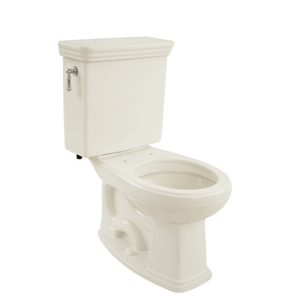 Promenade 1.6 GPF Round Two-Piece Toilet by Toto