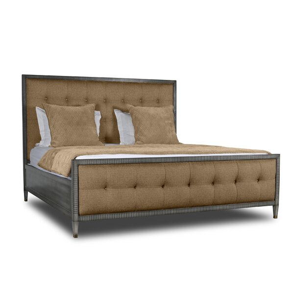 Korhonen Upholstered Standard Bed by Everly Quinn
