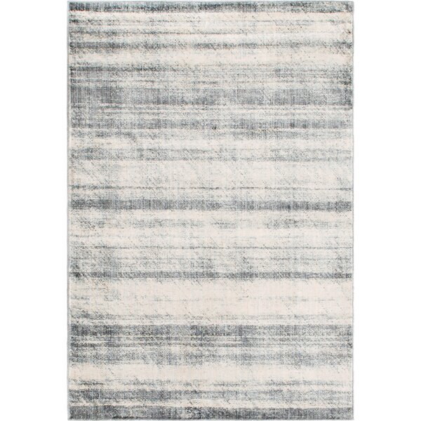 Montross Gray Area Rug by Williston Forge