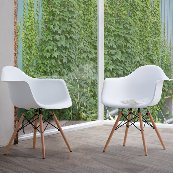 Eastpointe Dining Chair (Set of 2) by Brayden Studio