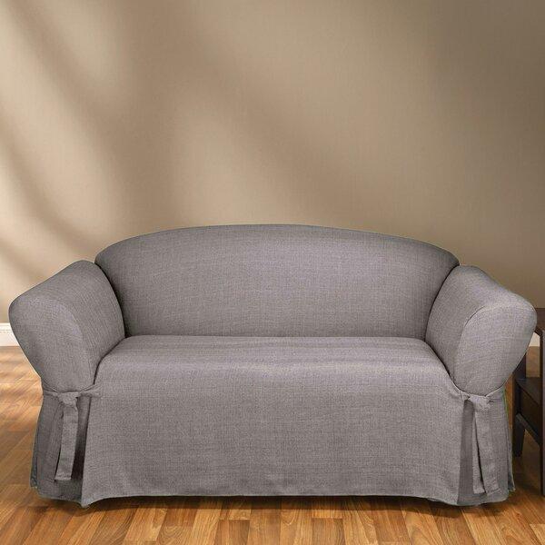 Mason Furniture Box Cushion Sofa Slipcover By Sure Fit