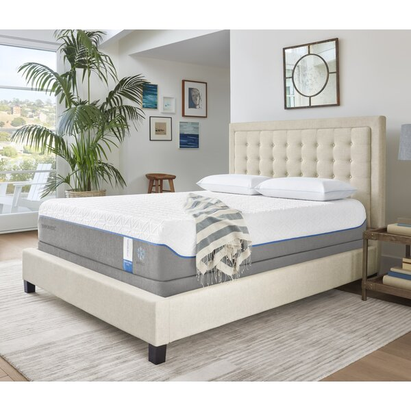 Supreme Breeze 11Medium Memory Foam Mattress by Tempur-Pedic
