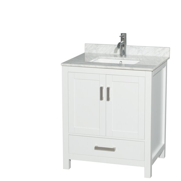 Sheffield 30 Single Bathroom Vanity Set by Wyndham Collection