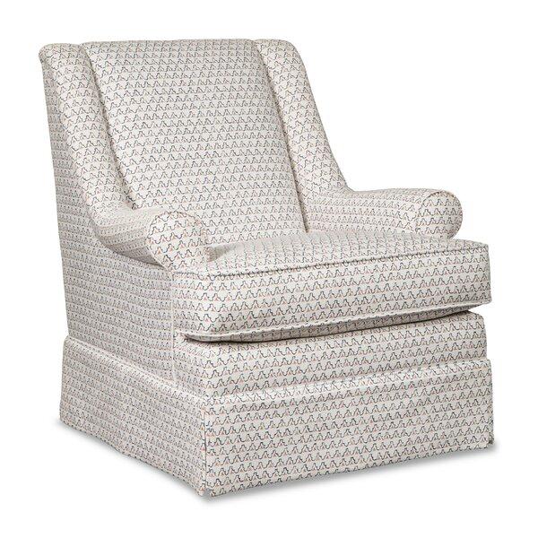 Peyton Swivel 22-inch Arm Chair by Paula Deen Home Paula Deen Home