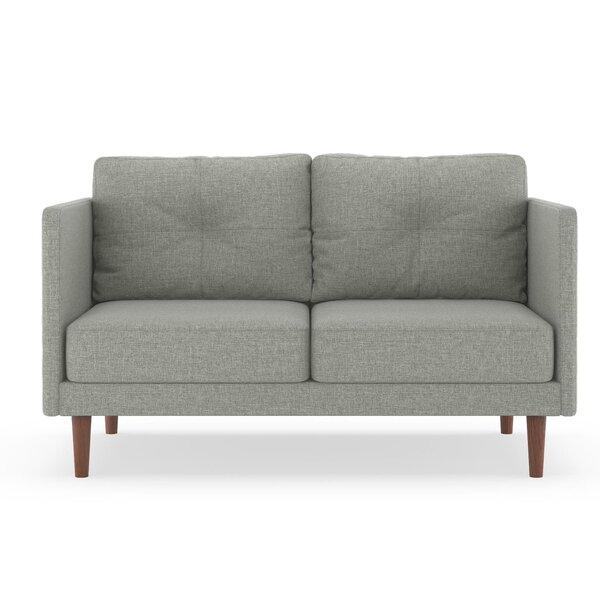 Outdoor Furniture Rockwood Linen Weave Loveseat