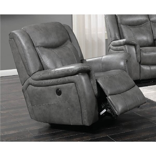 Review Nickelson Wall Hugger Recliner