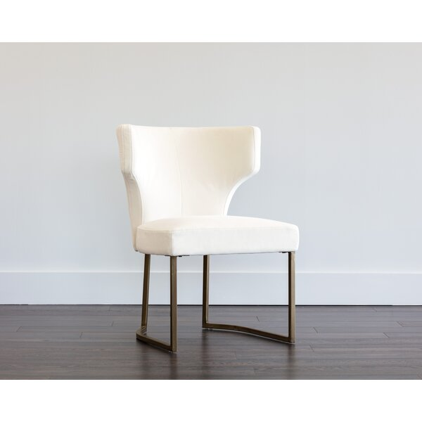 5West Yorkville Upholstered Dining Chair by Sunpan Modern