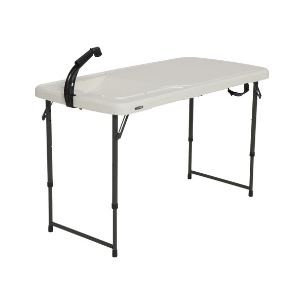 Steel Camping Table by Lifetime