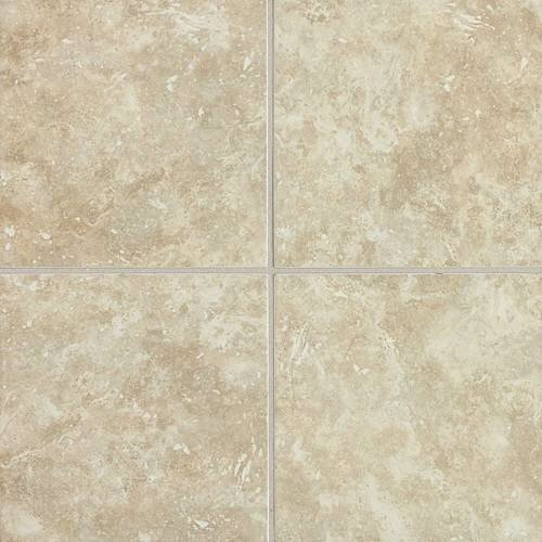 Cromwell 6 x 6 Ceramic Field Tile in White Rock by Itona Tile