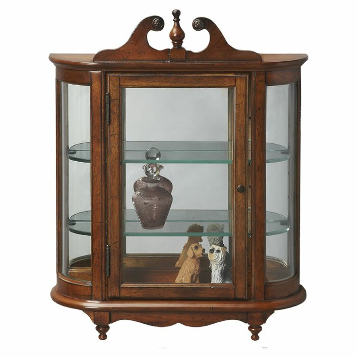 Exceptionnel Bedingfield Wall Mounted Curio Cabinet